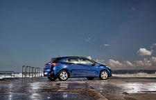 Top five family hatchbacks